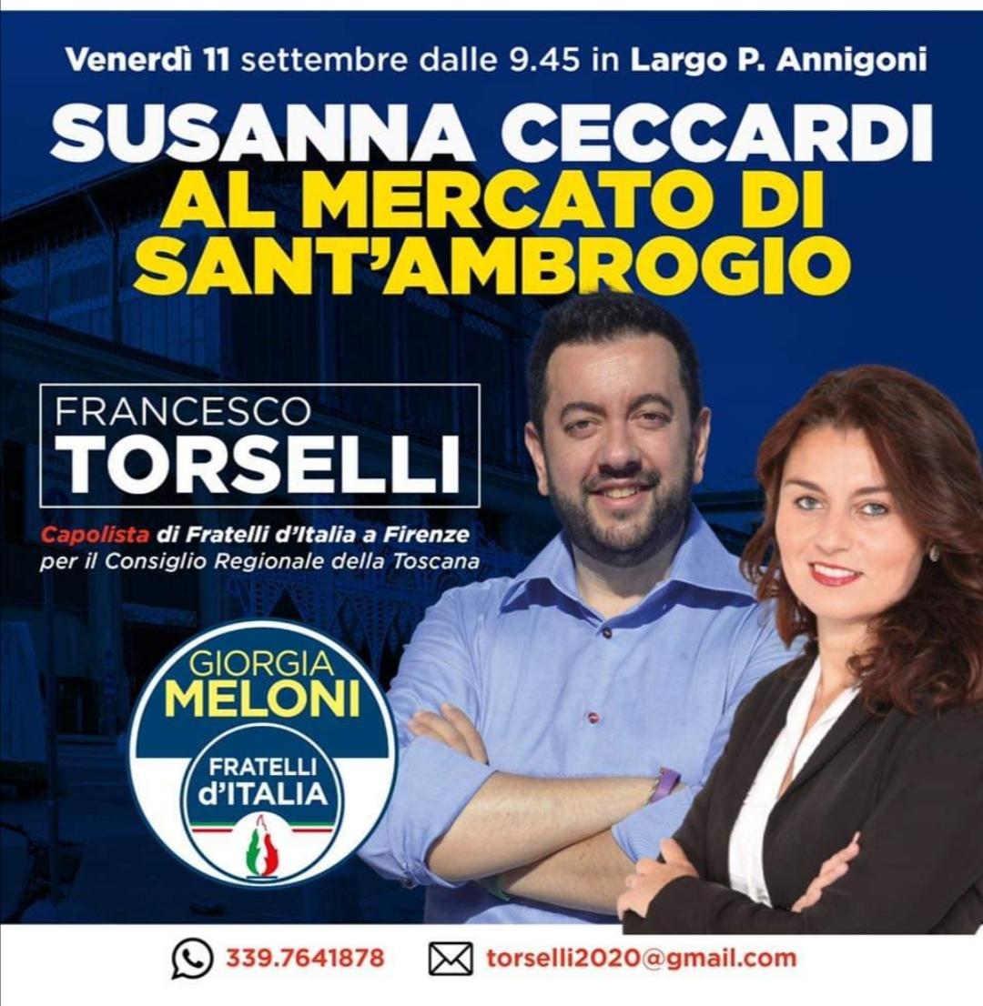 Torselli e Ceccardi